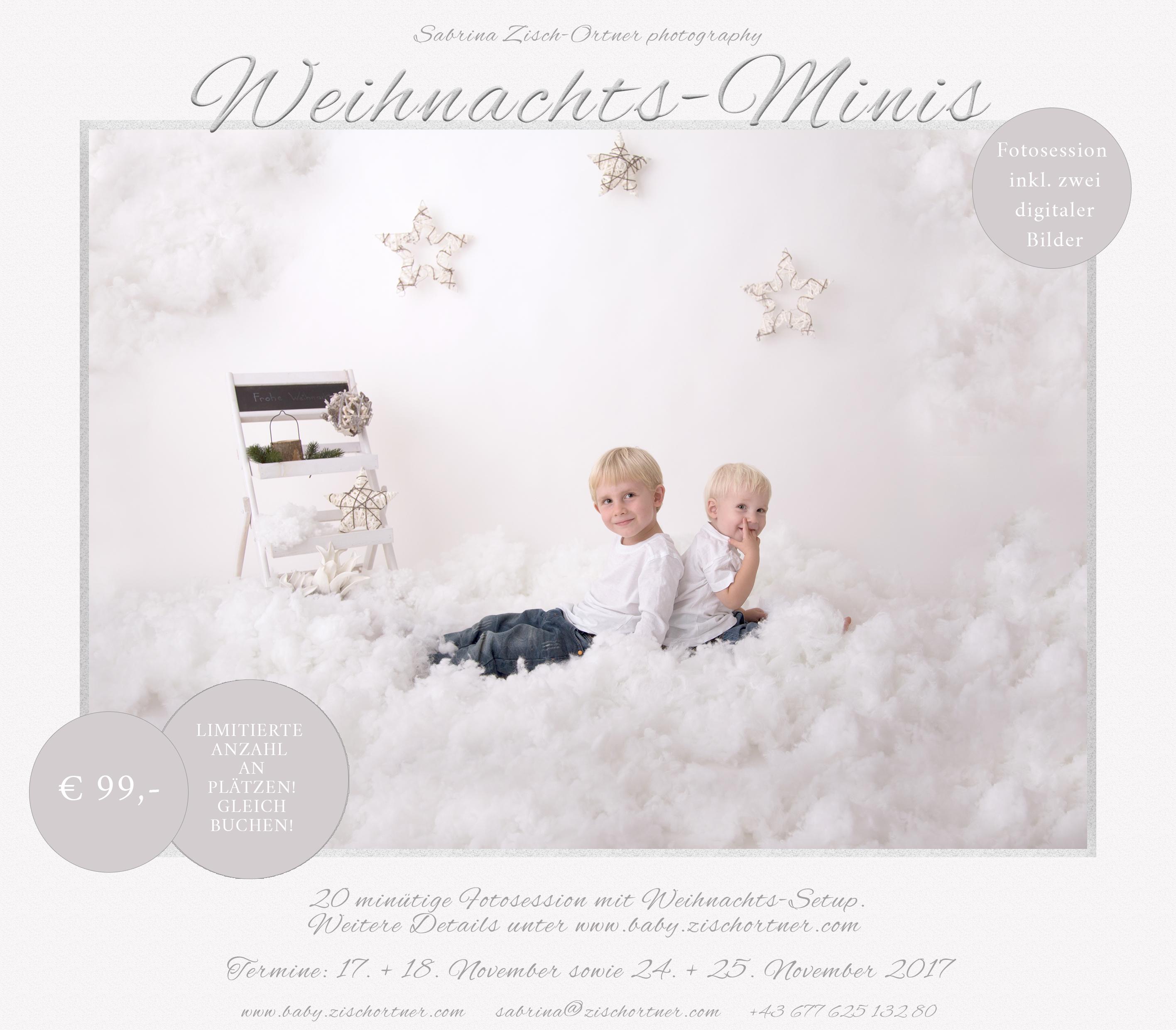 Weihnachtsbilder Mit Text.Weihnachtsbilder Aktion Neugeborenen Fotografin Sabrina Zisch Ortner
