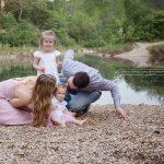 Outdoor Familien Fotoshooting