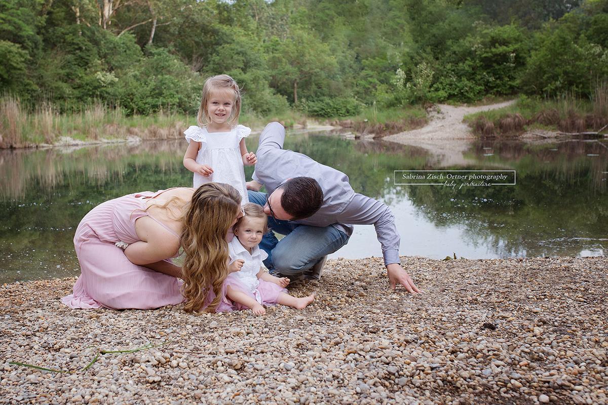 Familien Fotoshooting Outdoor bei Sabrina Zisch-Ortner