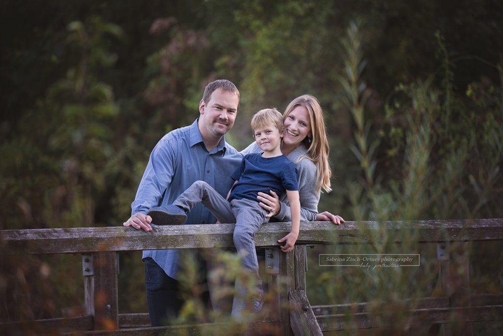 Familienfotoshooting in der freien Natur mit Sabrina Zisch-Ortner