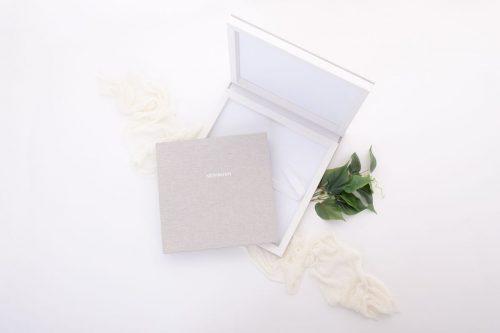 Smaragd Fotoalbum eines der Produkte von Sabrina ZischOrtner