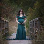 Traum von einer Schwangeren bei Fotoshooting mit Sabrina Zisch-Ortner