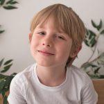 Kindergarten kam wegen Corona kein Fotograf so wurden Fotos im Fotostudio nachgeholt
