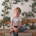 Kindergartenkind im letzten Kindergartenjahr bei seiner eigenen Mini Fotosession