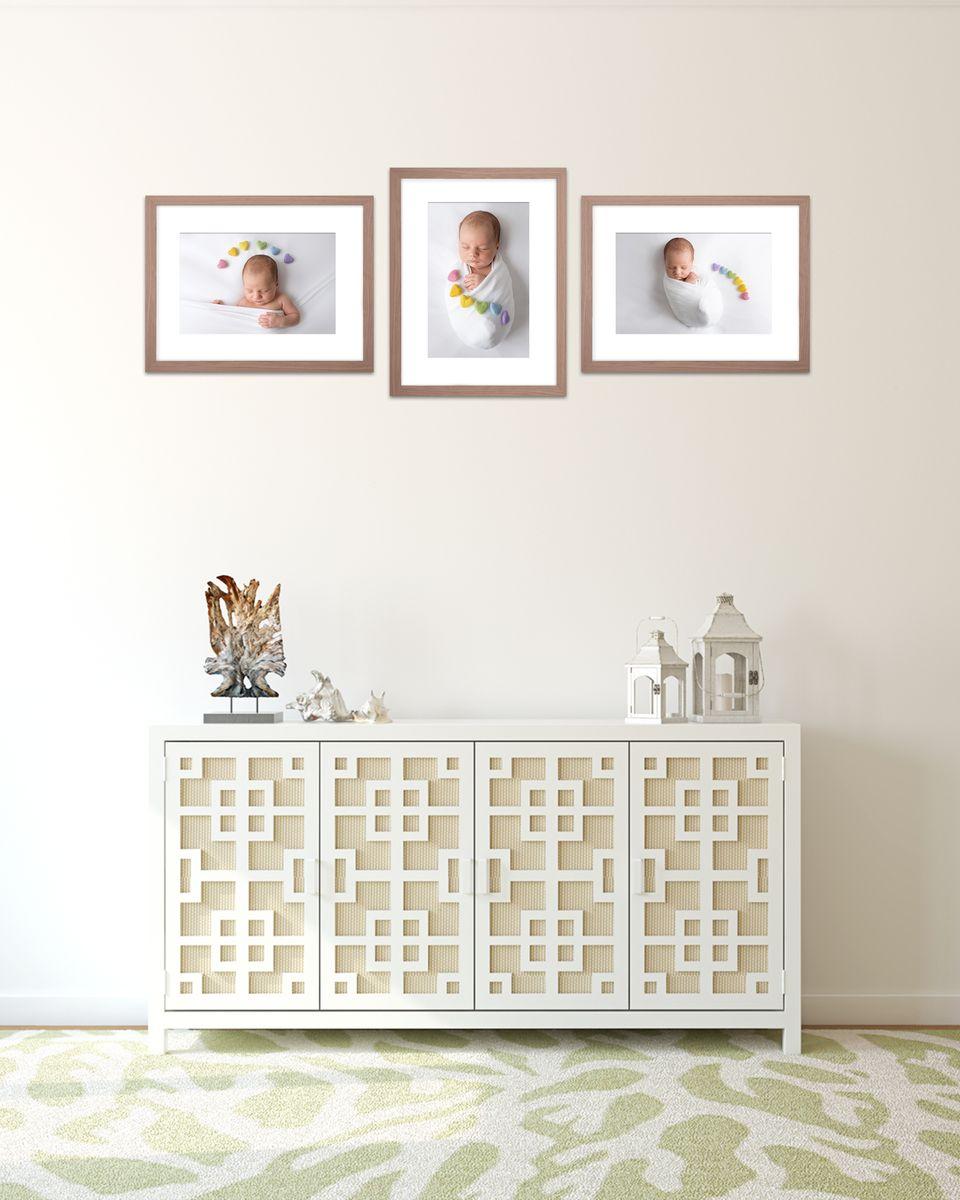 Aventurin Galerie mit Fotos vom Neugeborenen Regenbogen Baby