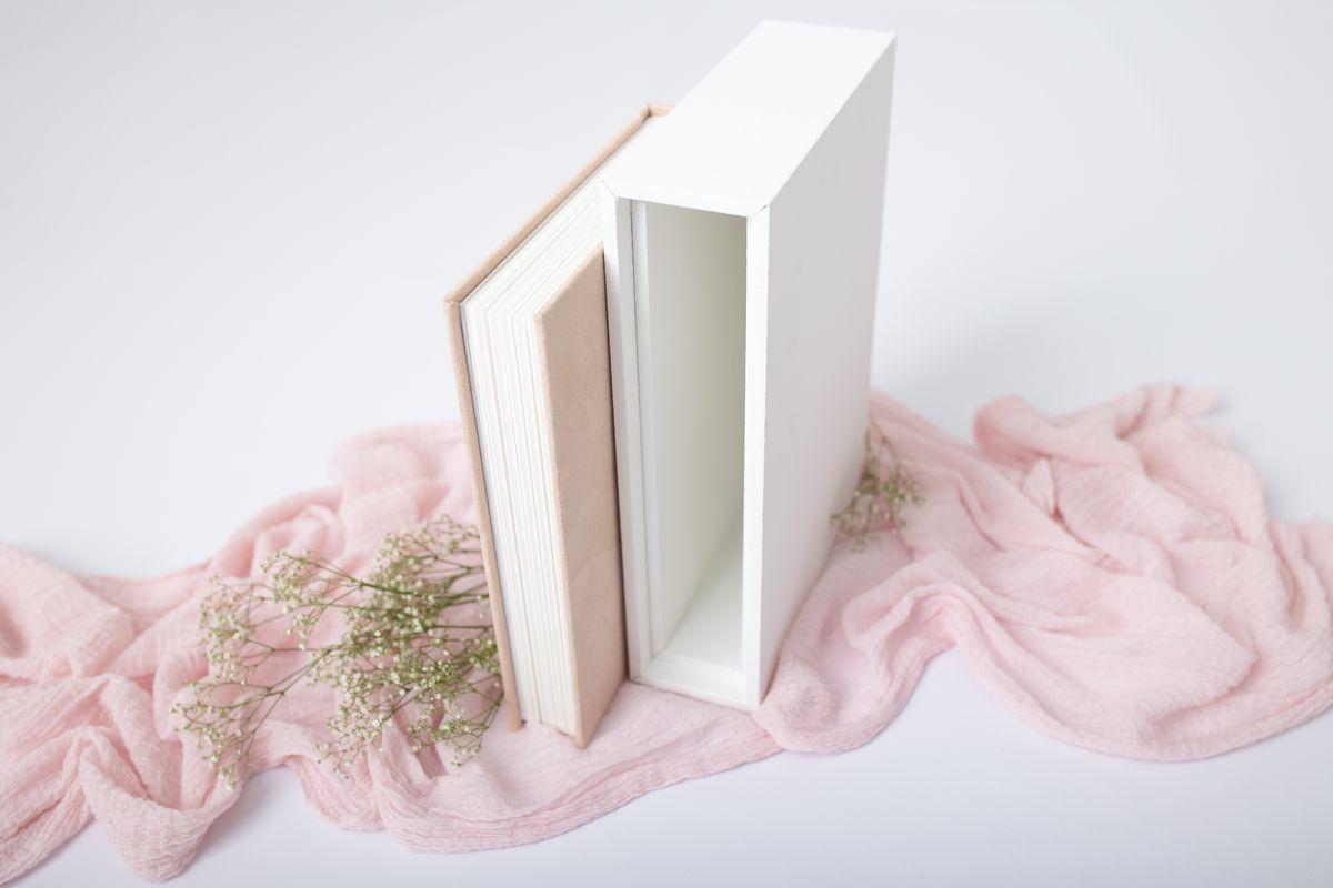 Einschubbox für Fotoalbum