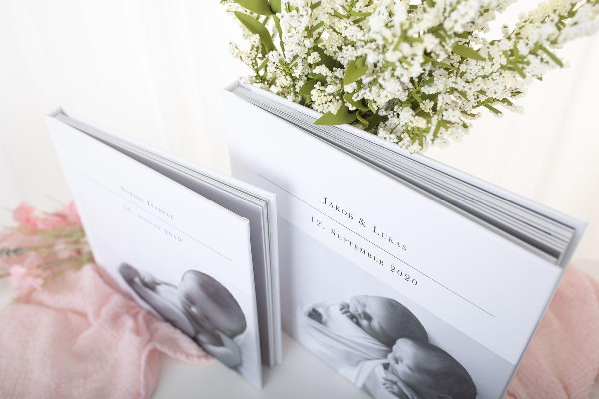 Familien Fotoalbum Fotobuch Erinnerung