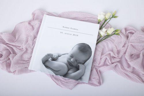 Fotoalbum von deinem Baby, Mädchen und Burschen bei deinem Fotografen bestellbar