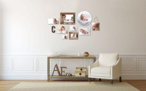 Jade Photowall Bilder auf Holz gemalt per Hand