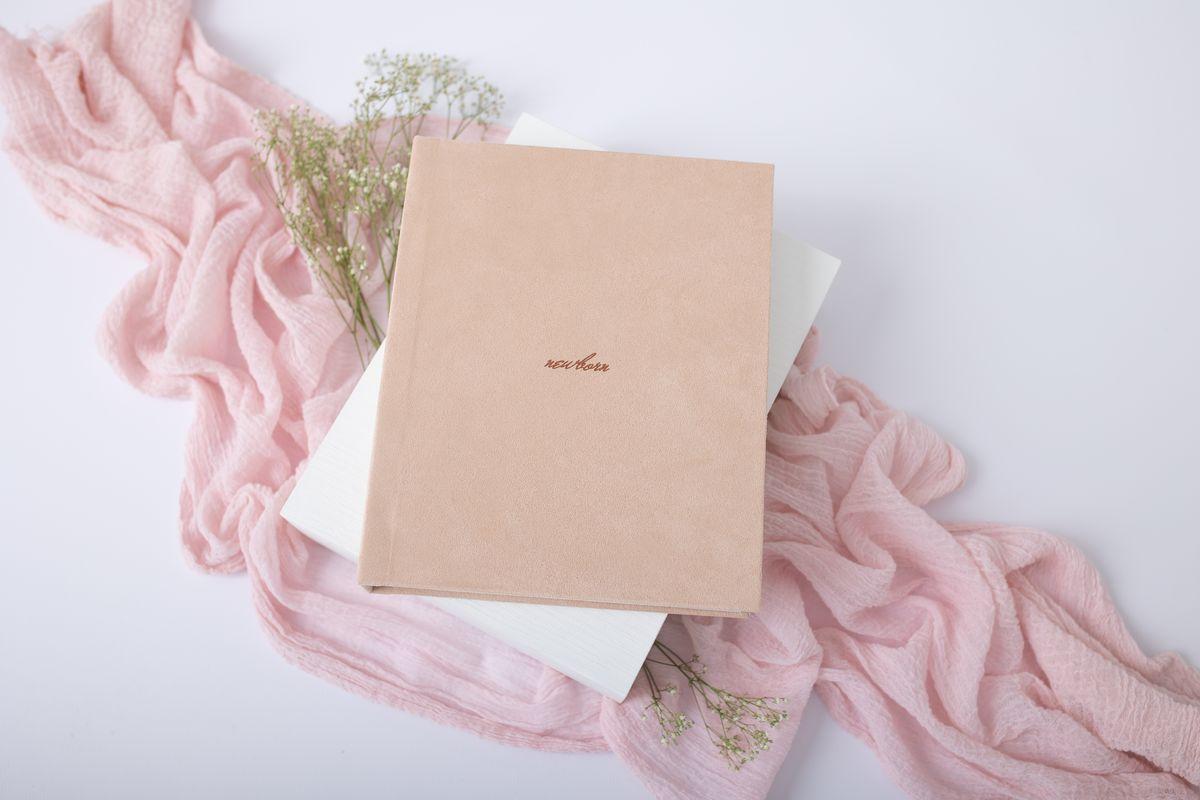 Premium Foliobox Produkt Album und Passepartout in einem