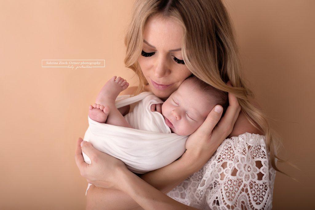 Mama und ihre Tochter